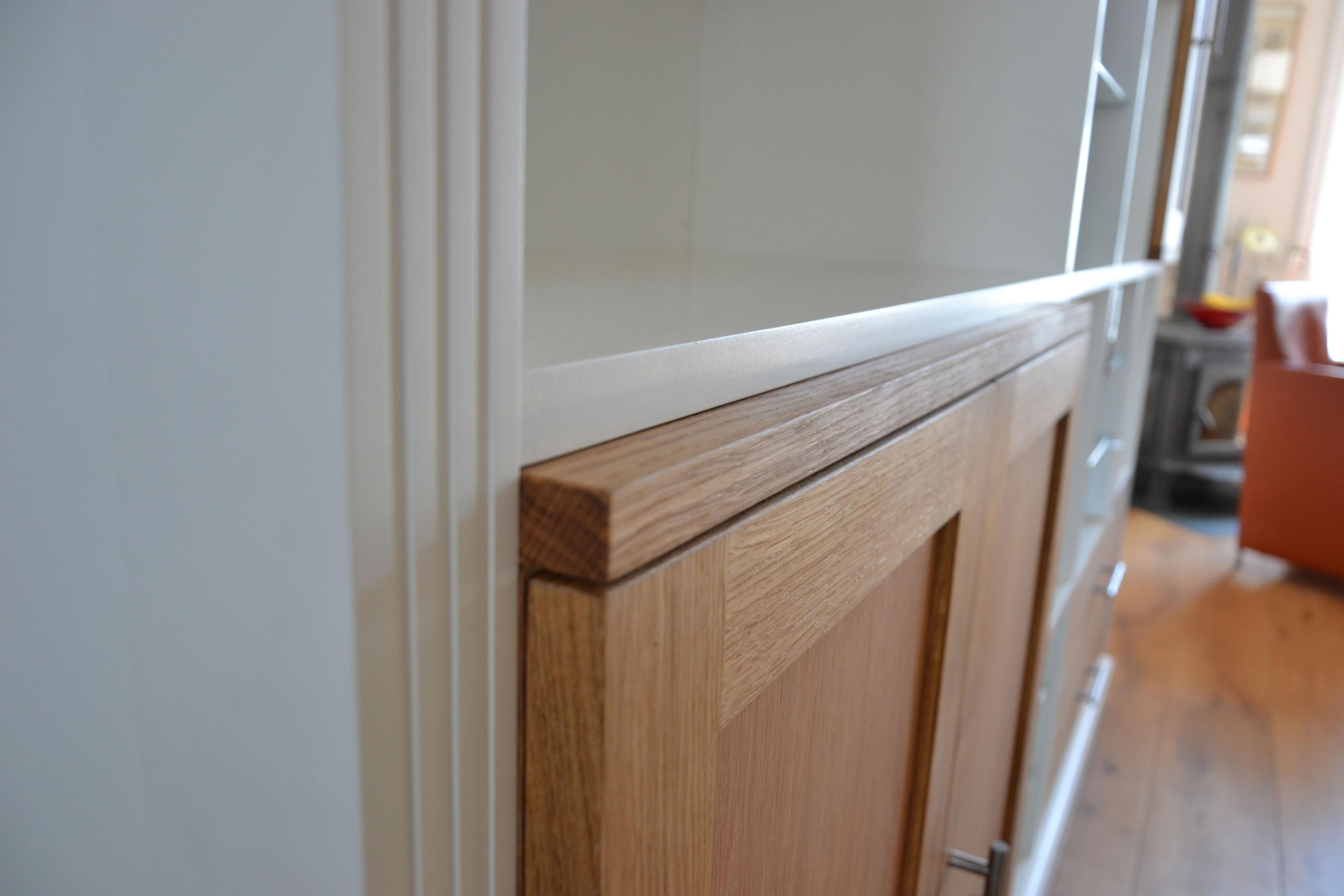 Keuken Design Enkhuizen : Wandkast landelijk modern – Hout en Meubeldesign Enkhuizen
